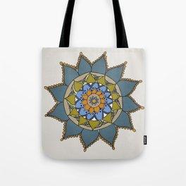 Mandala by Motilal Tote Bag