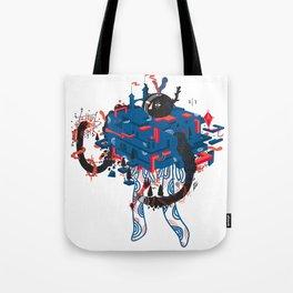 prjct02 Tote Bag