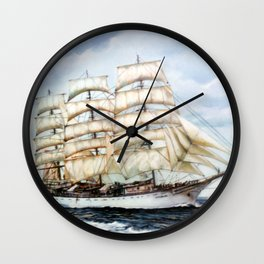 Regata Cutty Sark/Cutty Sark Tall Ships' Race Wall Clock