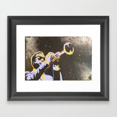 Hargrove Gold Framed Art Print