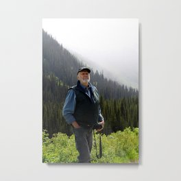 Portrait of a Beautiful Life 2 Metal Print