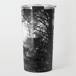 winter forest Travel Mug