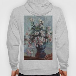 "Claude Monet ""Chrysanthemums"", 1882 Hoody"