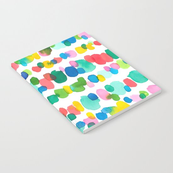 Paradise Dots Notebook