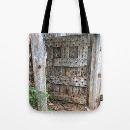 Open doors... Tote Bag