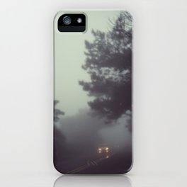 headlight iPhone Case