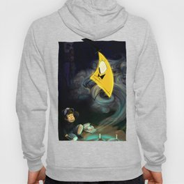 Gravity Falls- Dipper Pines And Bill Cipher Hoody