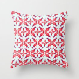 Carpe Diem Fish Star Throw Pillow