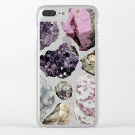 a higher dimension Clear iPhone Case