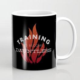 Training: Dauntless Coffee Mug