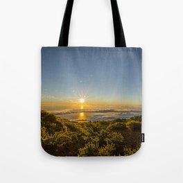 La Palma sunrise Tote Bag