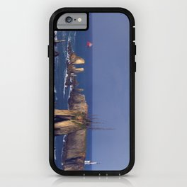 The Dying Island iPhone Case