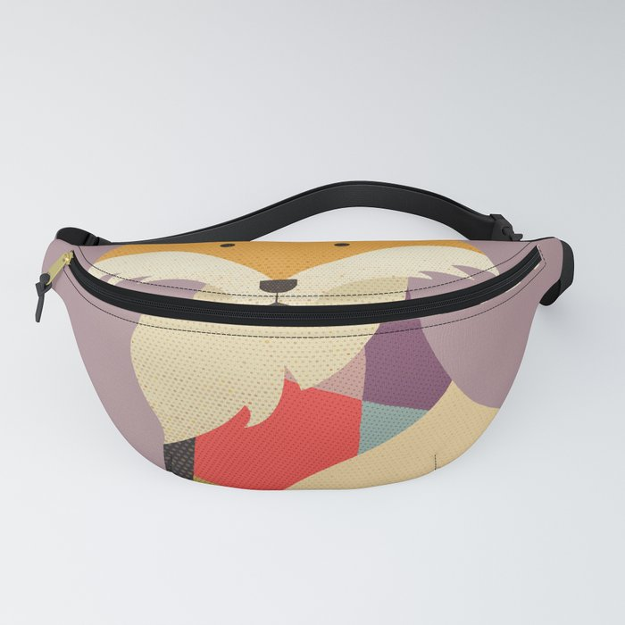 Red Fox Fanny Pack