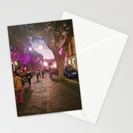 Parque Juarez Stationery Cards
