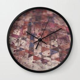 Take Shape IV Wall Clock