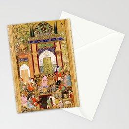 Islam Babur Beg Painting Stationery Cards