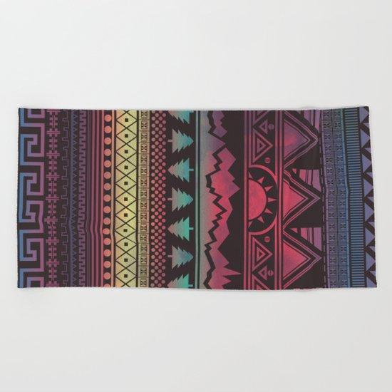 Autunno | Tribal Beach Towel