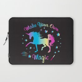 Make Your Own Magic 2 Laptop Sleeve