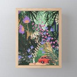Ferngully Framed Mini Art Print