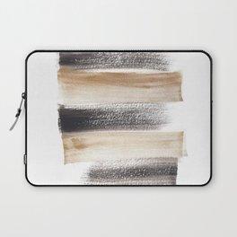 [161216] 10. Known  Watercolor Brush Stroke Laptop Sleeve