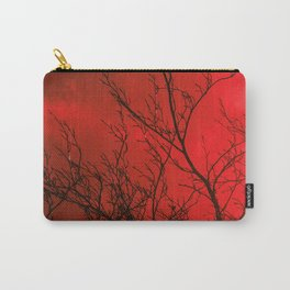 Bare Beech Carry-All Pouch