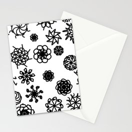 Strange stars Stationery Cards