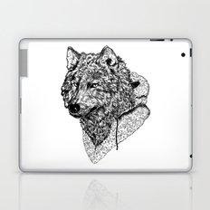 Mr Wolf Laptop & iPad Skin