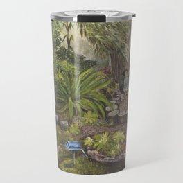 Faerie Garden Letters Travel Mug