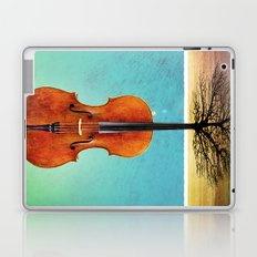 Rooted sound. Laptop & iPad Skin