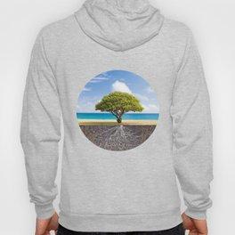Sea Beach Tree of Life Hoody
