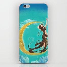 Moon Goddess iPhone Skin