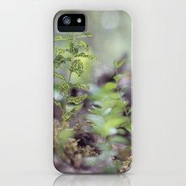 Diaphanous Veins iPhone Case