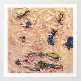 #076 Art Print