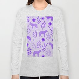 Forest Animal and Nature V Long Sleeve T-shirt