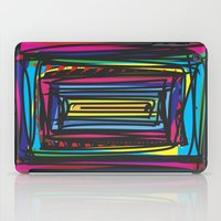 frames iPad Cases featuring Frames by Niko Psitos