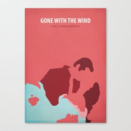 Gone Canvas Print