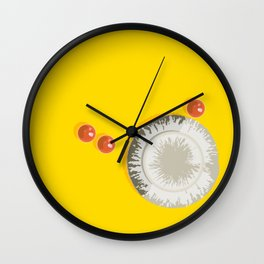 Look, what grows here Wall Clock