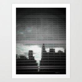United Nations Building (NY) Art Print
