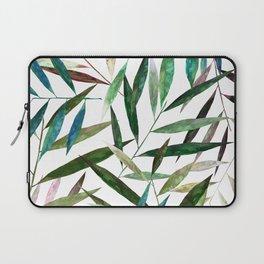 Bamboo Leaves Laptop Sleeve