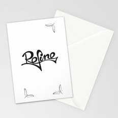 refine Stationery Cards