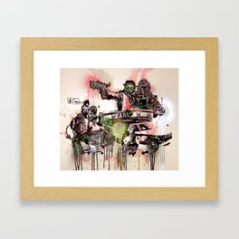 This Time Tomorrow Framed Art Print