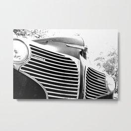 Outta Dodge Metal Print