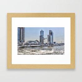 Rotterdam Framed Art Print