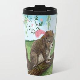 Sir Squirrel Travel Mug