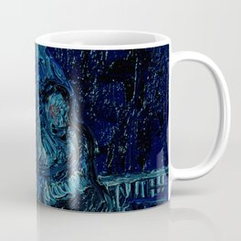 The Skull and the Key Coffee Mug