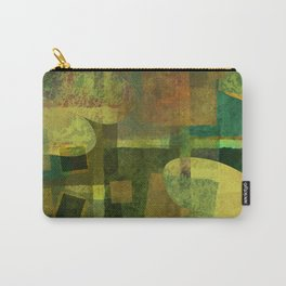 Dorado Verdiso and Butterfly Carry-All Pouch
