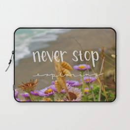 Explore Forever Laptop Sleeve