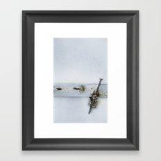 closed#02 Framed Art Print
