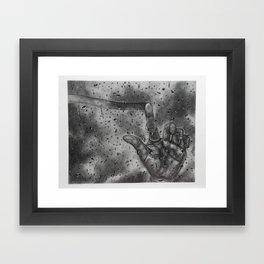 Condensation Framed Art Print