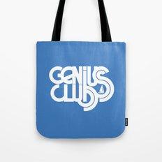 Genius Club Logo Tote Bag